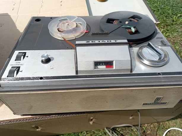Magnetofon szpulowy ZK 140T