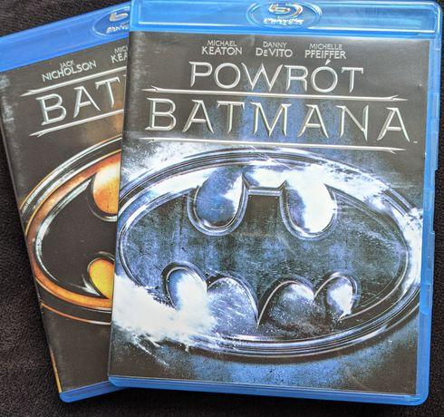 Batman i Powrót Batmana PL bluray