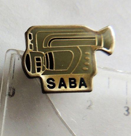 SABA kamera optyka odznaka