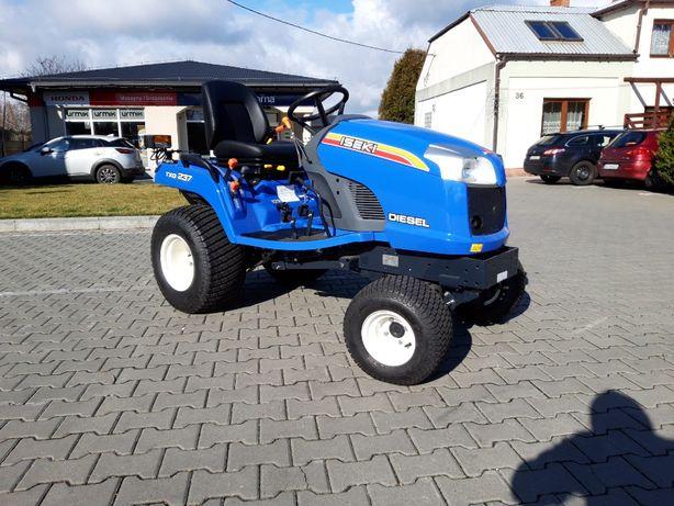 Mini traktor Iseki TXG 237 fabrycznie nowy, gwarancja