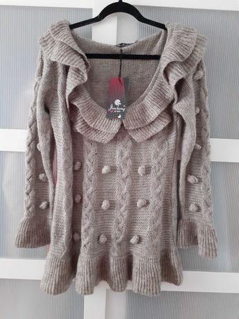 Sweter nowy xl/xxl
