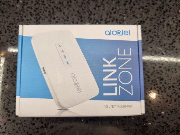 Nowy router WiFi+Modem LTE 4G Alcatel Link Zone MW40V