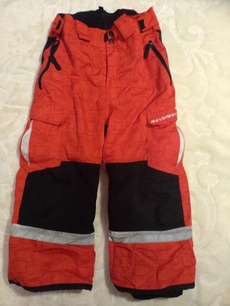 Spodnie narciarskie zimowe Everest