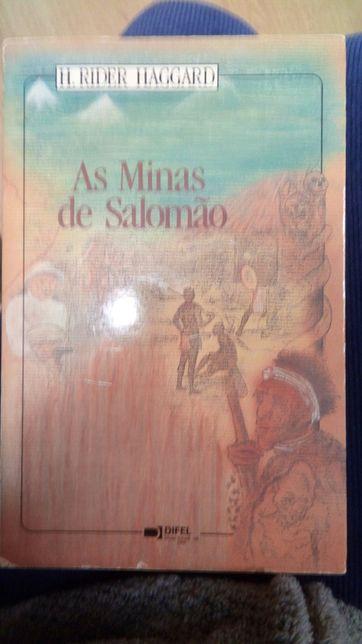 As minas de salomao Haggard