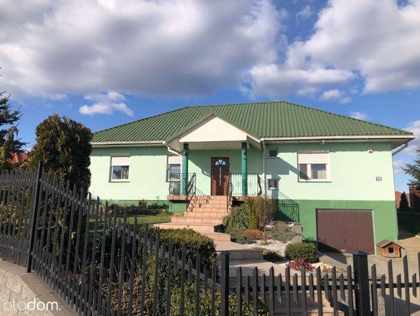 Dom jednorodzinny wolnostojący
