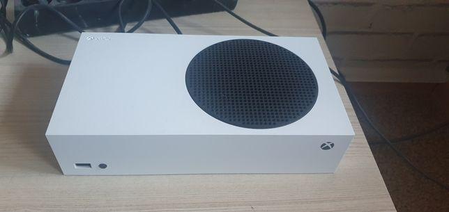 Xbox series S jak nowy pudełko paragon zamienię!