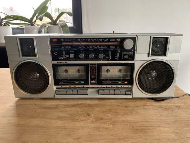 Radio magnetofon Sanyo