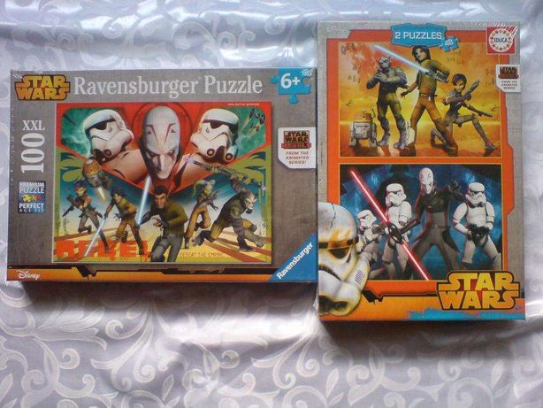 Puzzle Star wars Rebelianci