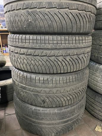 зимние шины Michelin Pilot Alpin PA4 225 40 R18 92V XL