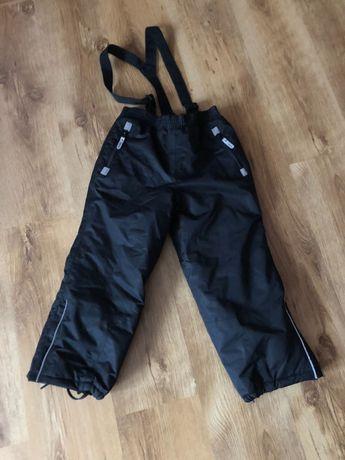 Spodnie narciarskie ALPINE rozmiar 122