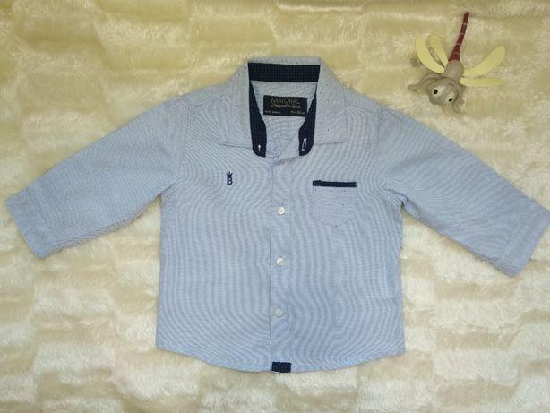 Рубашка на мальчика Mayoral 6мес/68см