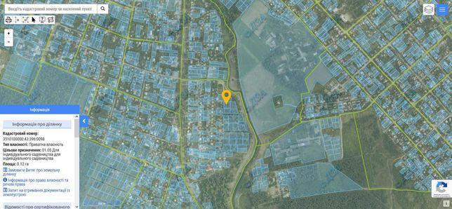 Продам участок 24 сотки в районе пивзавода возле реки