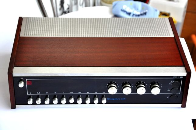 Wzmacniacz DIORA WST-102 KLEOPATRA Stereo wejś Gramofon Zabytkowy PRL