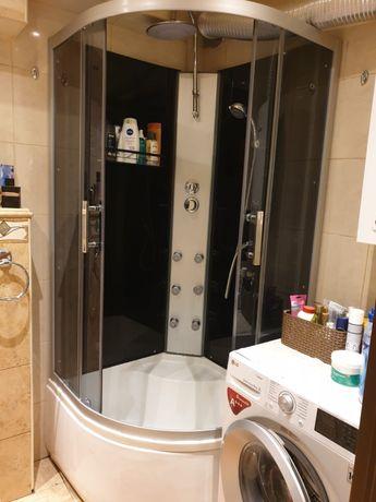 Kabina prysznicowa z brodzikiem 90x90