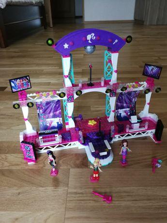 Rockowa scena Barbie Mega Bloks