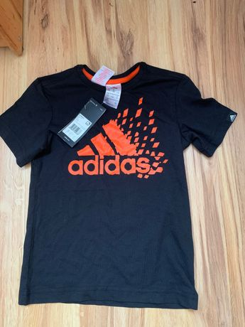 Koszulka adidas 116 cm nowa oryginalna 5-6 lat