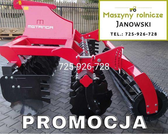 Brona talerzowa 3 m i inne METANGA Agro Masz Euro Rolex