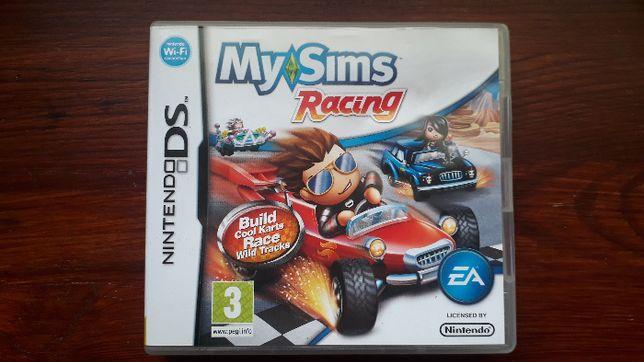 gra nintendo DS My Sims Racing