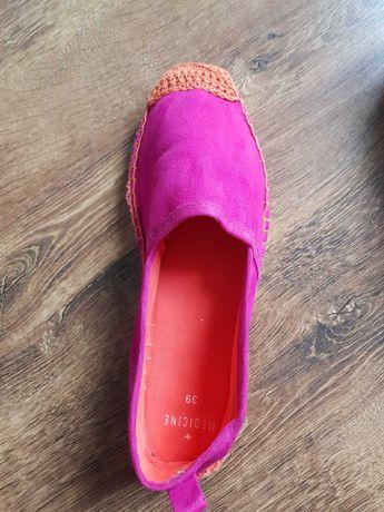 Buty espadryle nowe