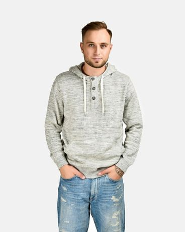 Мужские свитера-худи H&M
