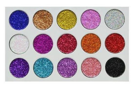 Mermaid Salon Sparkle Factory Glitter Palette