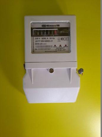 Новый счетчик электроэнергии Gross, 1фазный