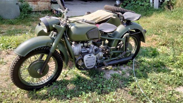 К-750 МВ Днепр мт-16 урал