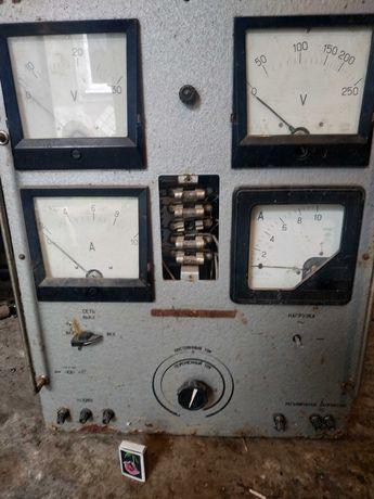 Щит постоянного тока