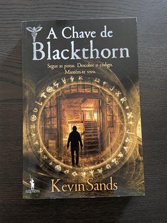 A chave de Blackthorn - Kevin Sands