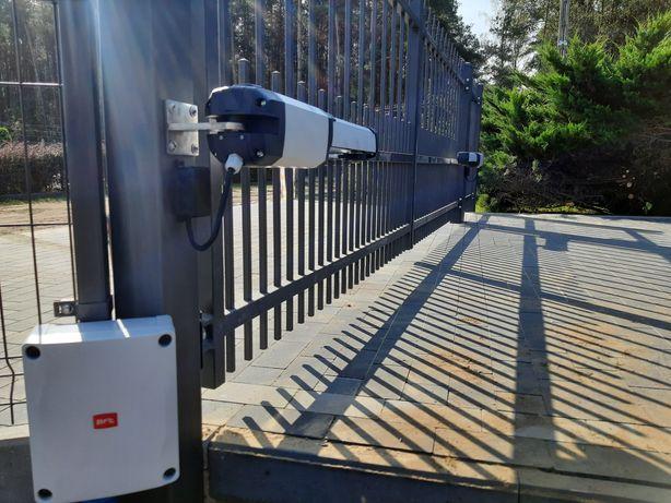 Napędy do bram, automatyka bram Bft, autoryzowany serwis. Nice, Sommer