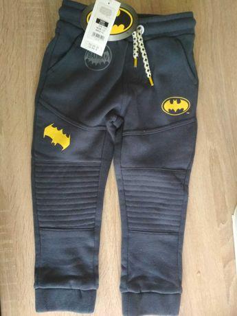 Spodnie chłopięce Batman
