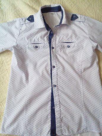 Koszula chłopięca 158