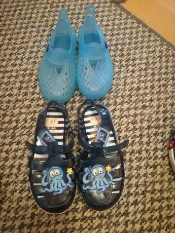 Buty dziecięce do wody