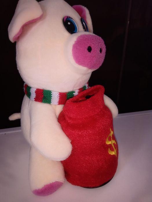 Поросёнок свинка мягкая игрушка Харьков - изображение 1