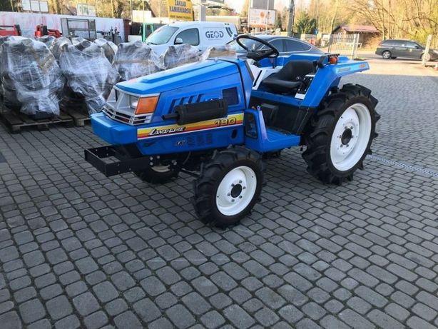 Iseki TU180 4х4 трактор