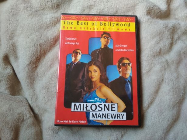 Miłosne manewry The best of Bollywood