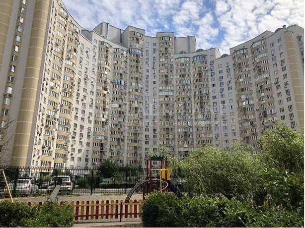 Квартира Видовая 115м² 15эт. 3к. Днепровская набережная 19в. Позняки