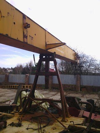 złom stalowy gruby ok 18 ton