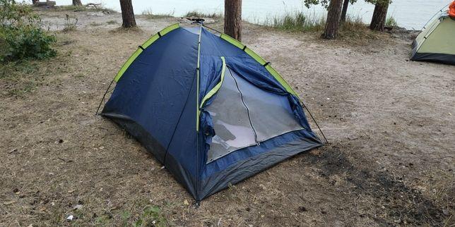 Палатка 2х местная, однослойная. Всего 1550 г.