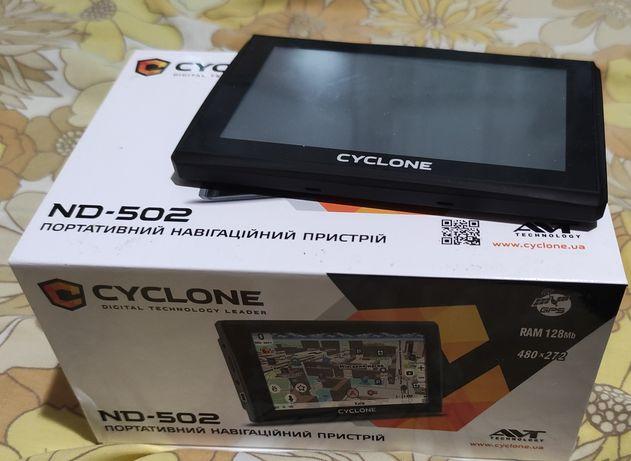 Навигатор  Cyclone ND 502