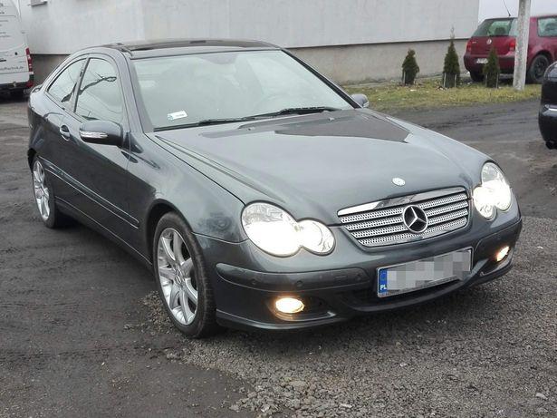 Mercedes 1.8 LPG idealny stan