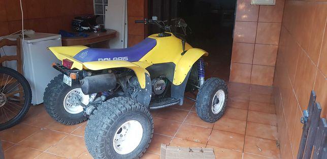 Moto4 polaris 400 2t
