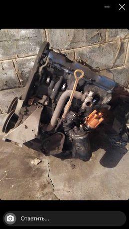 Двигатель 1.8sf Ауди 80б3