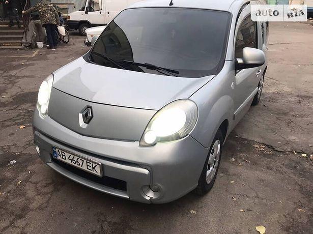 Renault Kengoo оригінальний пасажир 2013 року