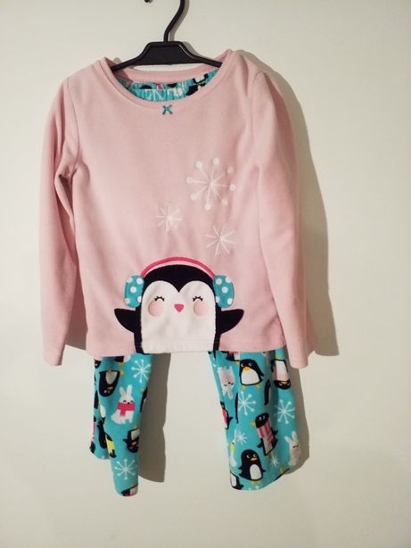 Piżamka z polaru 7 lat