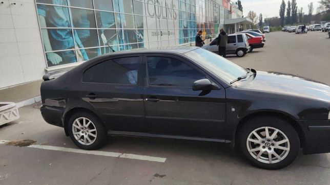 Продажа Skoda RS