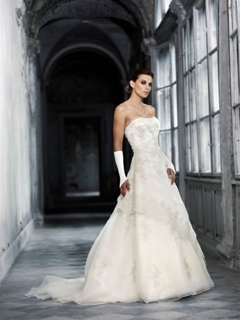 Suknia ślubna - polecam!