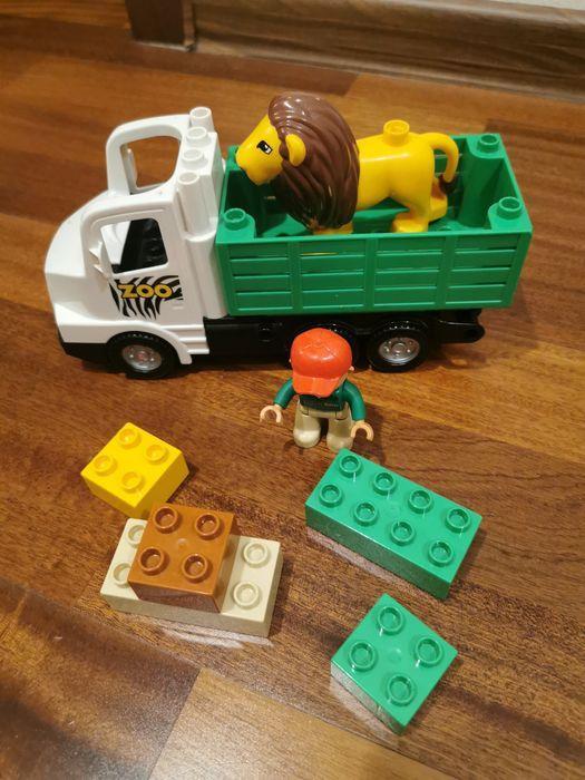 Lego ciężarówka safari 6172 Stróża - image 1