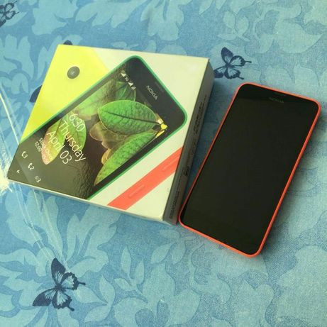 Nokia Lumia 630 Dual SIM Orange