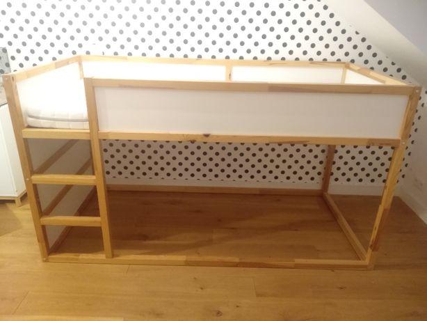 dwustronne łóżko dziecięce